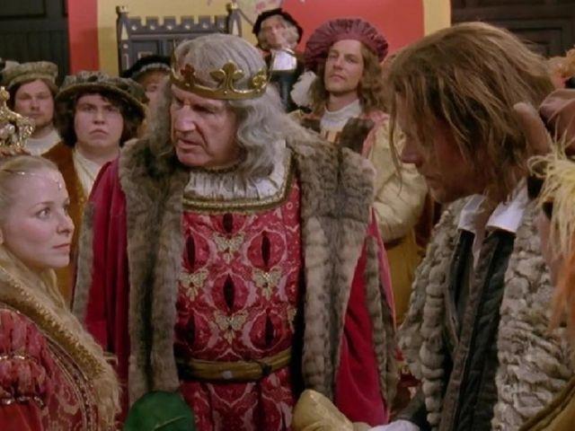 Cuentos de hadas: El rey pico de tordo