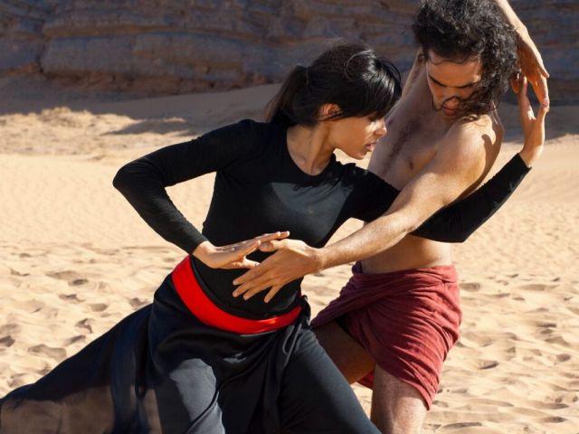 El bailarin del desierto