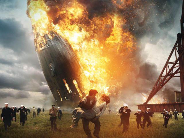 Hindenburg - El último vuelo
